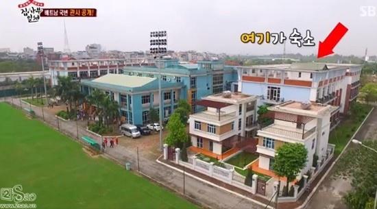 Nơi ở của huấn luyện viên Park Hang Seo tại Hà Nội