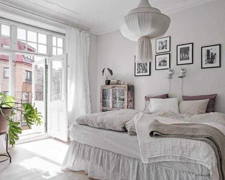 11 ý tưởng trang trí mang lại sự ấm áp và lãng mạn cho phòng ngủ mùa đông