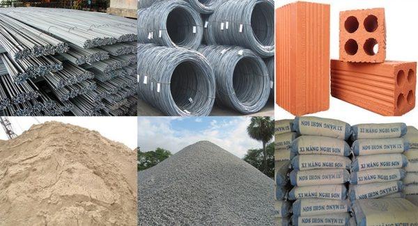 1m3 tường xây cần bao nhiêu vật liệu gạch, cát, xi măng