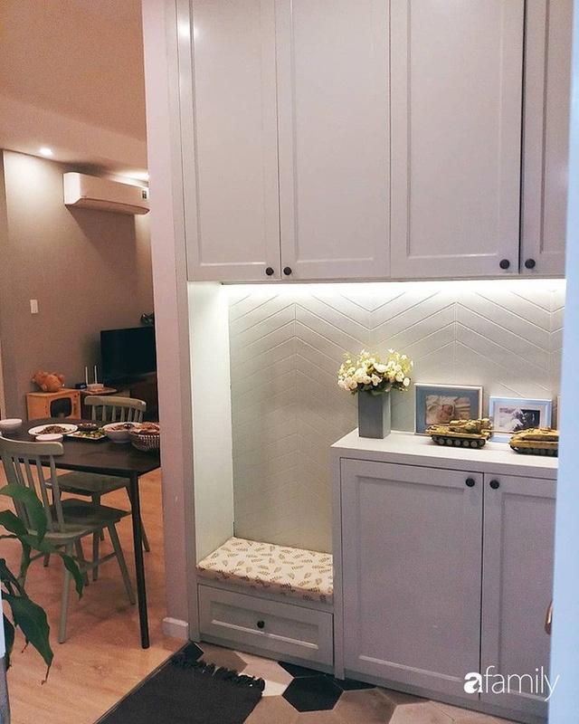 Khám phá căn bếp vintage xinh xắn chưa đến 10m2