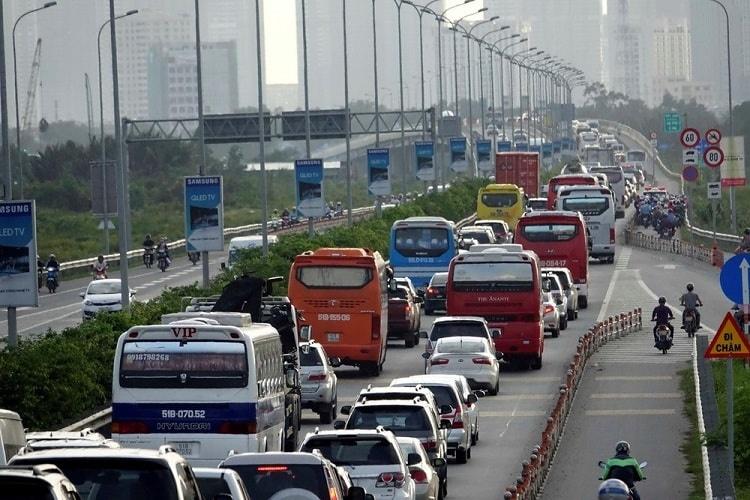 Cao tốc TP. HCM - Long Thành dự kiến mở rộng lên 6 - 8 làn xe