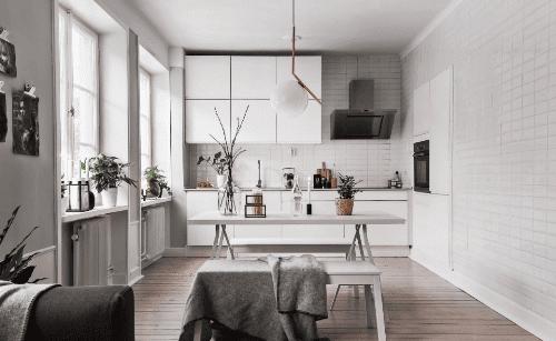 Thiết kế không gian sống theo phong cách tối giản, cần lưu ý gì?