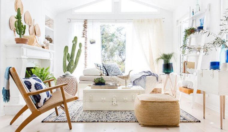 Ý tưởng trang trí nhà bằng cây xanh đẹp mê hoặc lòng người
