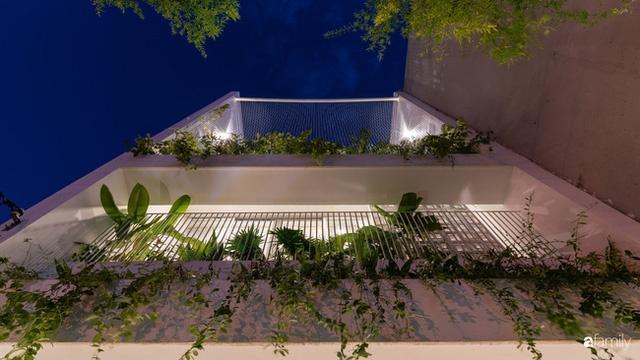 Không gian sống xanh mát của ngôi nhà nhỏ tại Đà Nẵng