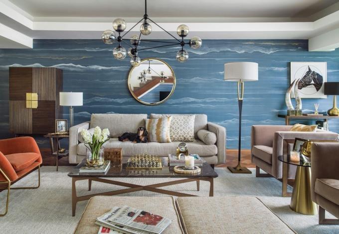 Làm thế nào để cải thiện ánh sáng không gian phòng khách?