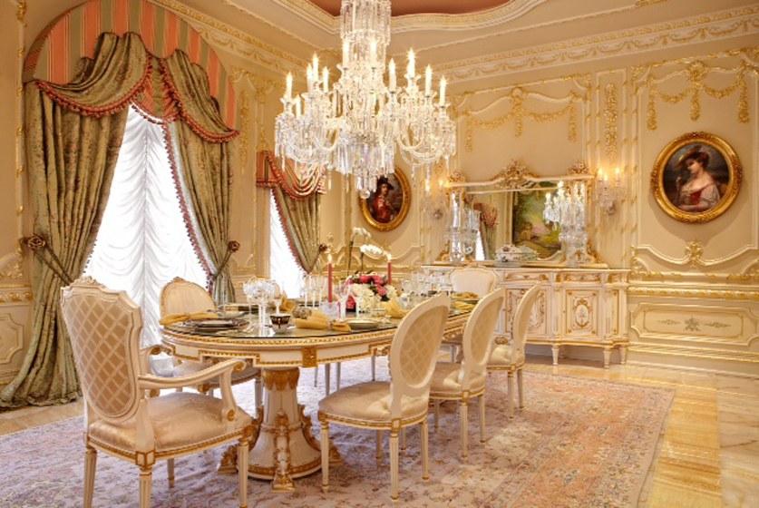 Sở hữu không gian sang trọng với phong cách thiết kế nội thất Baroque »  Thông tin Dự án - Cập nhật tin tức Bất Động Sản mới nhất