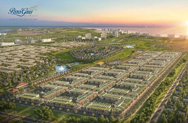Dự án khu phức hợp du lịch, nghỉ dưỡng Para Grus - Cam Ranh