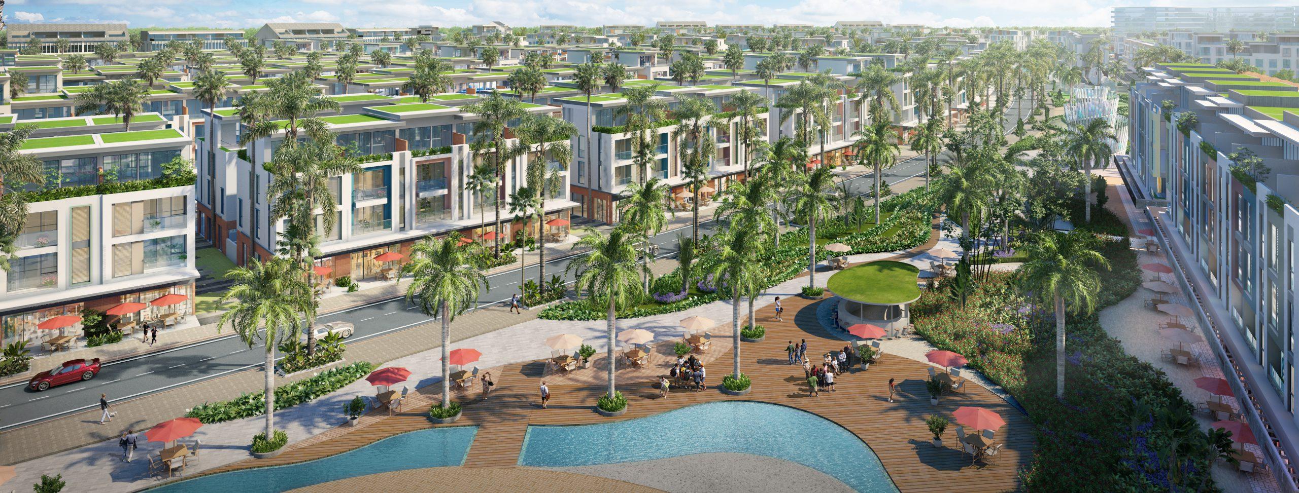 """Đâu là khu đô thị đầu tiên tại Phú Quốc đạt chuẩn """"Xanh – Thông minh – Sinh  thái""""? » Thông tin Dự án"""