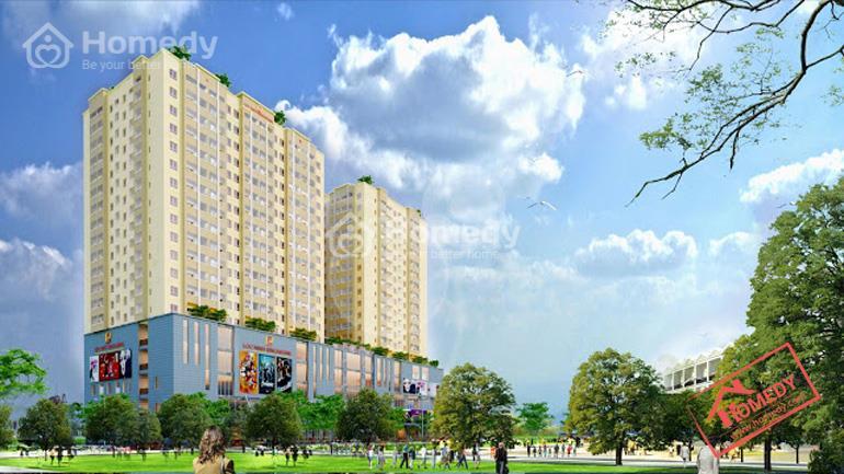 Tòa nhà hỗn hợp 60 Hoàng Quốc Việt, quận Cầu Giấy - Hà Nội