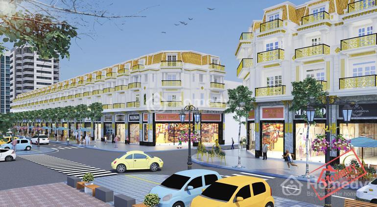 Khu nhà phố thương mại 24h Vạn Phúc, Hà Đông - Hà Nội