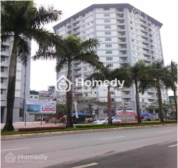 Chung cư Tây Nam Đại học Thương Mại, Quận Cầu Giấy - Hà Nội